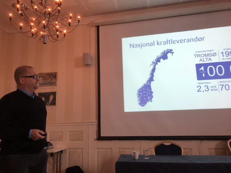 Vel gjennomført årsmøte i Energiklyngen Nord 1