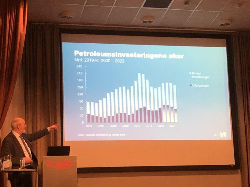 Norges Bank bekrefter økning i etterspørselen etter leveranser til petroleumsindustrien 3